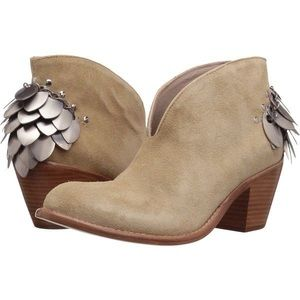 Understated Leather Double Jay Booties 8